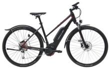 E-Bike Hercules Rob Cross Sport 9.1 Trapez Schwarz