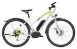 E-Bike Hercules Rob Cross Sport 8.1 Trapez Weiß