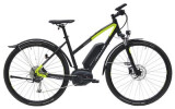 E-Bike Hercules Rob Cross Sport 8.1 Trapez Schwarz