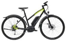 E-Bike Hercules Rob Cross Sport 8.1 Trapez Schwarz