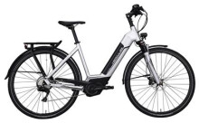 E-Bike Hercules Futura Pro I Silber
