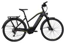 E-Bike Hercules Futura Comp I Trapez Schwarz
