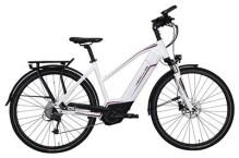 E-Bike Hercules Futura Sport I Trapez Weiß