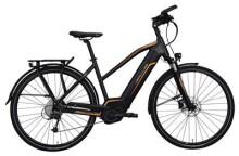 E-Bike Hercules Futura Sport I Trapez Schwarz