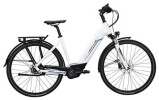 E-Bike Hercules Futura Sport I-F8 Zentralrohr Weiß