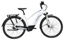 E-Bike Hercules Futura Sport I-F8 Trapez Weiß