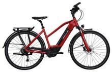 E-Bike Hercules Futura Sport I 8.1 Trapez Rot