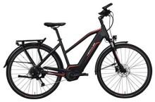 E-Bike Hercules Futura Sport I 8.1 Trapez Schwarz