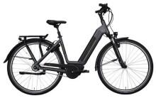 E-Bike Hercules Robert/-a Deluxe I-F8 Zentralrohr Grau