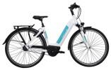 E-Bike Hercules Robert/-a Pro I-R8 Zentralrohr Weiß
