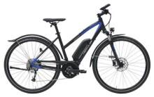 E-Bike Hercules Rob Cross Sport 8.2 Trapez Schwarz