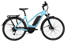 E-Bike Hercules Futura Sport 8.3 Blau