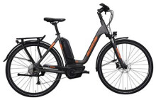 E-Bike Hercules Futura Sport 8.2 Trapez Orange