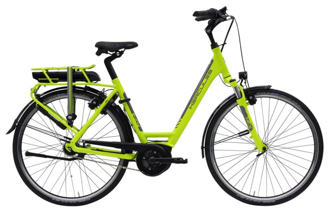 E-Bike Hercules E-Joy R7 Grün 2019