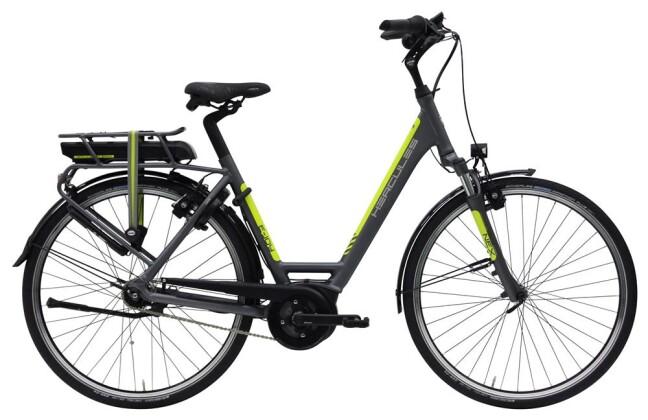 E-Bike Hercules E-Joy R7 Dunkelgrau 2019