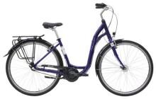Citybike Hercules Uno R3 Lila