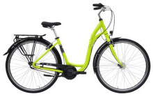 Citybike Hercules Uno R3 Grün