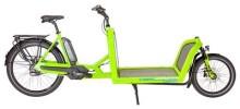 E-Bike Hercules Cargo 1000 Grün