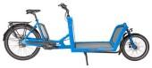 E-Bike Hercules Cargo 1000 Blau