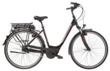 E-Bike Hercules Robert/-a R8 2018 Schwarz