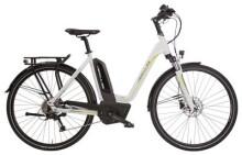 E-Bike Hercules Futura 8 2018 Weiß