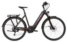 E-Bike Hercules Futura Comp I 2018 Schwarz
