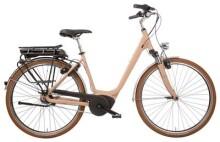 E-Bike Hercules Urbanico E F8 Sand