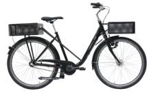 Citybike Hercules Cargo City Schwarz