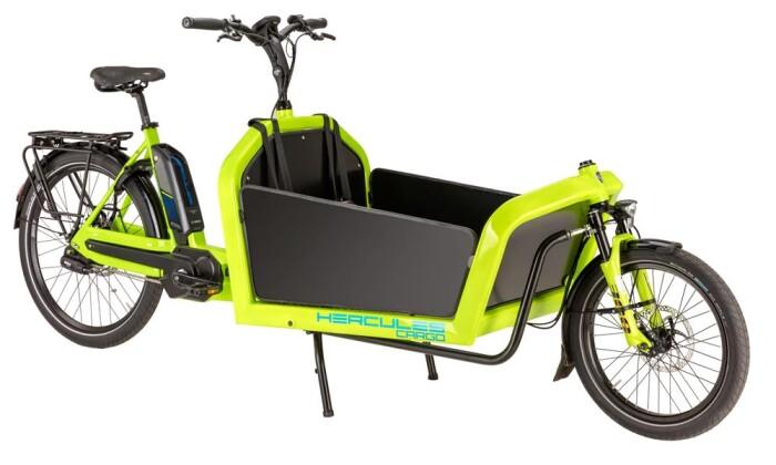 E-Bike Hercules Cargo 500 Grün 2019