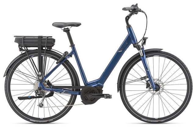 E-Bike GIANT Entour E+ 1 LDS 2019
