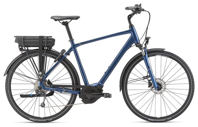 E-Bike GIANT Entour E+ 1 GTS 2019