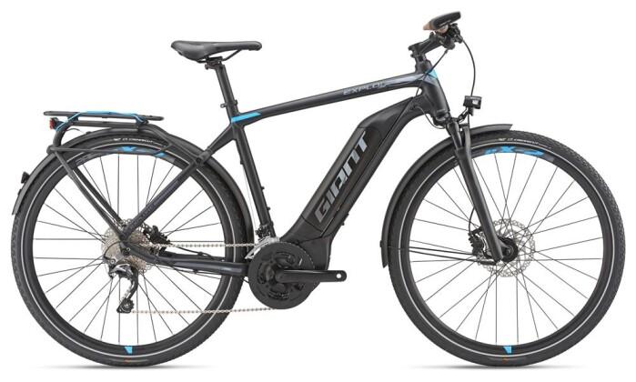 E-Bike GIANT Explore E+ 1 GTS 2019