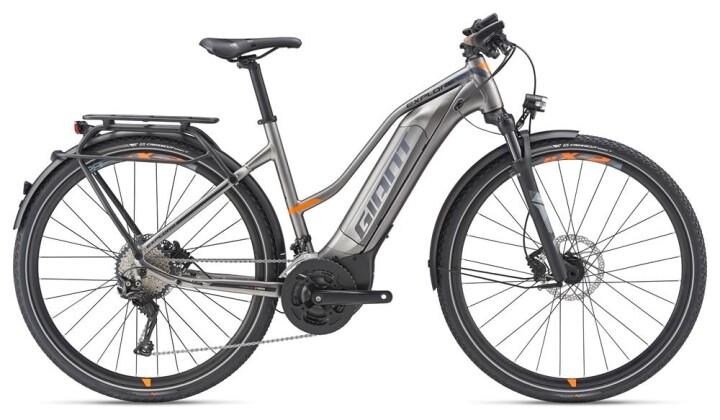E-Bike GIANT Explore E+ 0 STA 2019