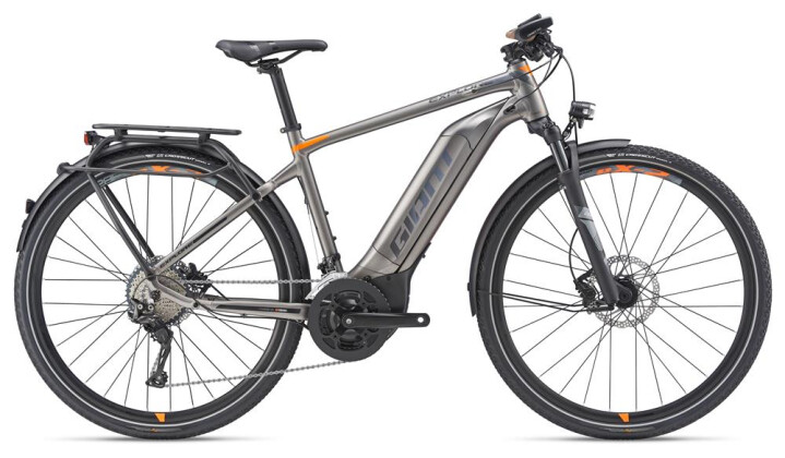 E-Bike GIANT Explore E+ 0 GTS 2019