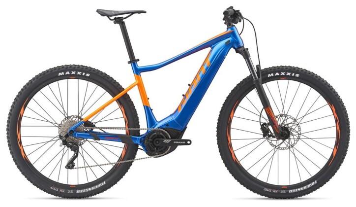 E-Bike GIANT Fathom E+ 2 Pro 29er 2019