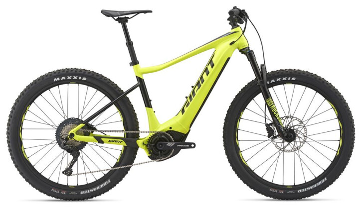 E-Bike GIANT Fathom E+ 1 Pro 2019