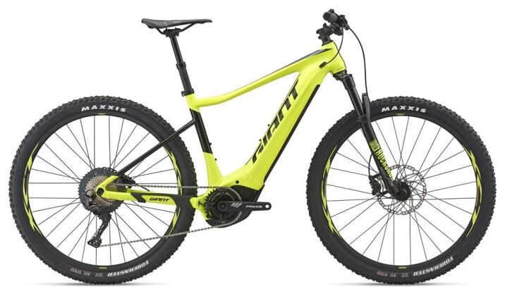 E-Bike GIANT Fathom E+ 1 Pro 29er 2019