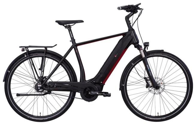 E-Bike e-bike manufaktur 5NF Connect schwarz 2019
