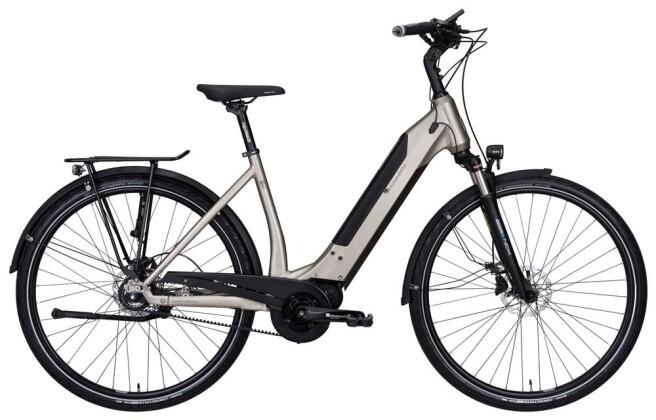 E-Bike e-bike manufaktur 5NF weiss 2019