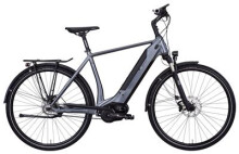 E-Bike e-bike manufaktur 8CHT Connect silber