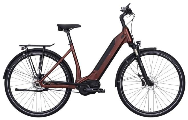 E-Bike e-bike manufaktur 8CHT Connect kupfer 2019