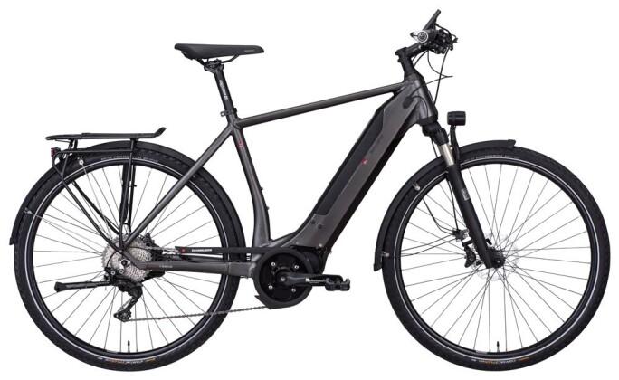 E-Bike e-bike manufaktur 13ZEHN grau 2019