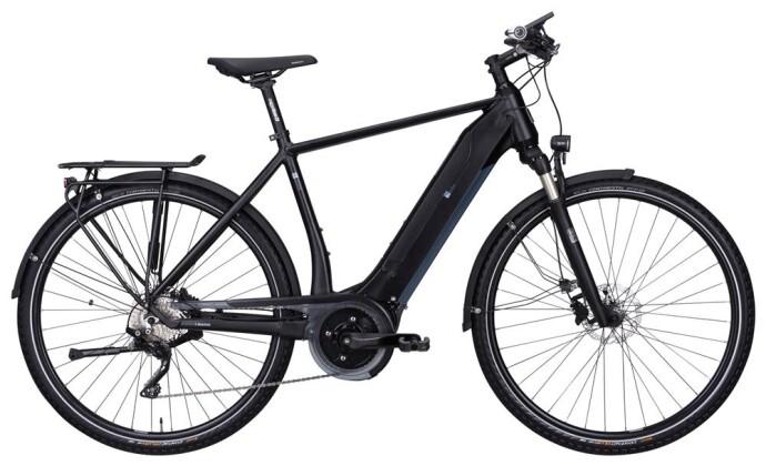 E-Bike e-bike manufaktur 13ZEHN schwarz 2019
