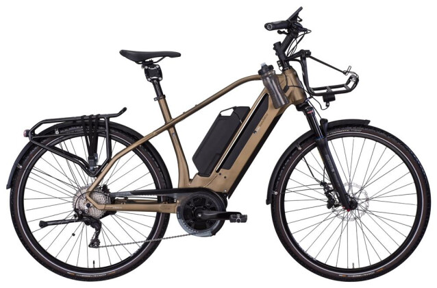 E-Bike e-bike manufaktur 19ZEHN EXT 2019