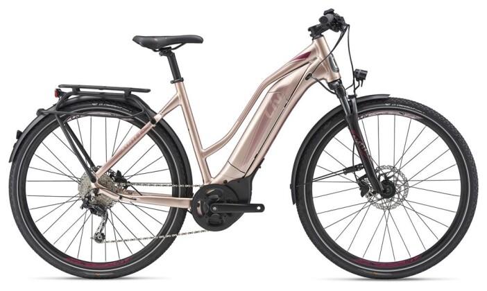 E-Bike Liv Amiti-E+ 1 Champagner 2019