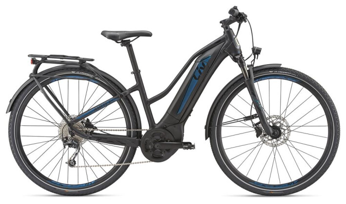 E-Bike Liv Amiti-E+ 1 Schwarz 2019