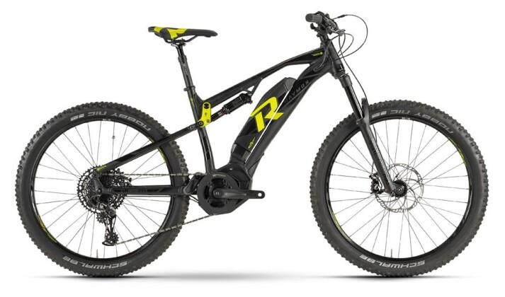 E-Bike Raymon E-SevenTrailRay 9.0 2019