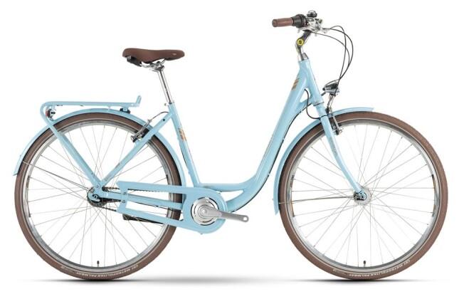 Citybike Raymon ClassicRay 2.0 Blau 2019