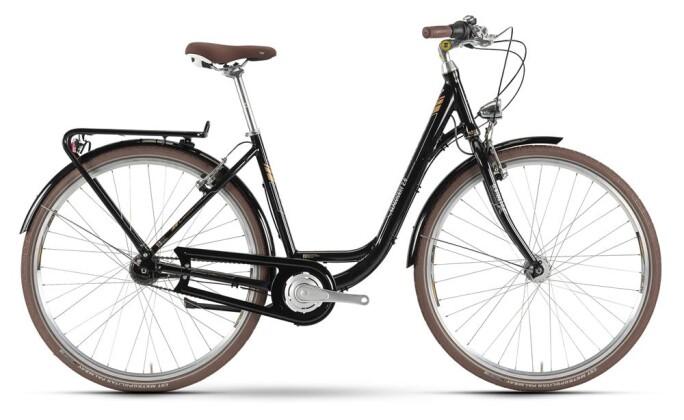 Citybike Raymon ClassicRay 2.0 Schwarz 2019