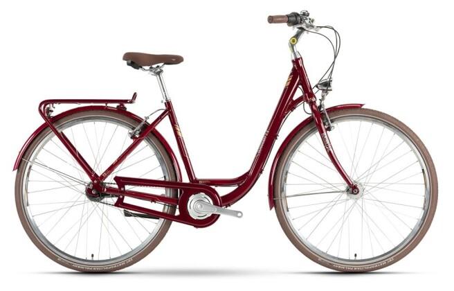 Citybike Raymon ClassicRay 2.0 Rot 2019